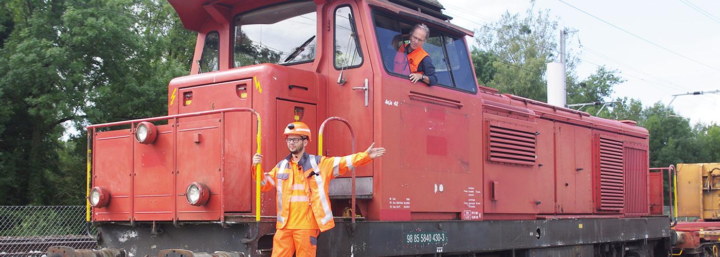 formation de personnel ferroviaire par sajet